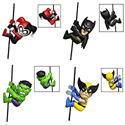 NECA Scalers Characters Wave 4 Complete Set, 2