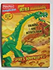 Fisher-Price Imaginext Spike the Ultra Dinosaur Coloring & Activity Book ~ Spike's Adventures