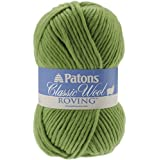 Patons Classic Wool Roving Yarn, Cloverleaf
