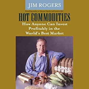 Hot Commodities Audiobook