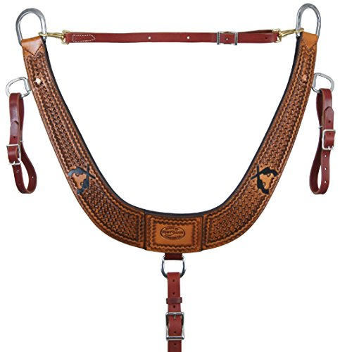 REINSMAN Six Shooter Series Breast Collar