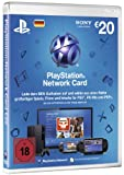 Video Games - PlayStation Network Card (20 Euro) - Deutschland