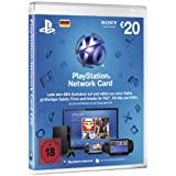 "PlayStation Network Card (20 Euro) - Deutschlandvon ""Sony Computer..."""