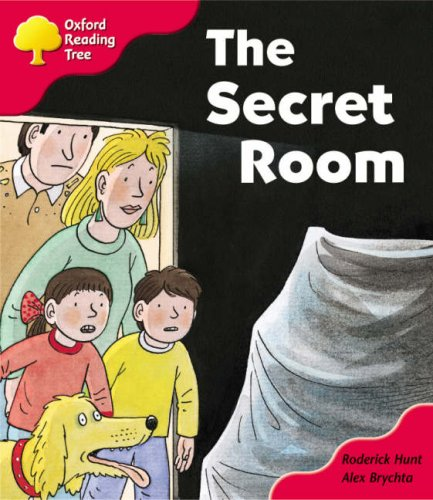 Oxford Reading Tree: Stage 4: Storybooks: the Secret Room: Biff Finds a Secret Room