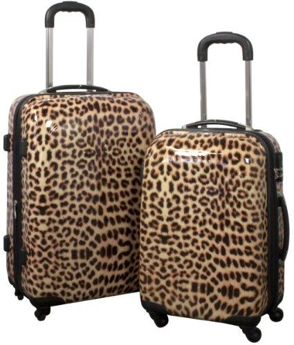 Kofferset 2 tlg. Trolley-Set Reisekoffer ABS