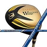 """WACCINE COMPO ワクチンコンポオリジナルドライバー 10.5° ワクチンコンポ GR560 """"45.5 SR"""