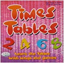 Times Tables: Learn the Tables with Songs and Games