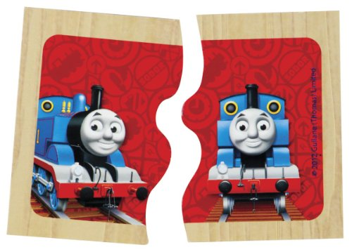 Thomas and Friends Wooden Box Games