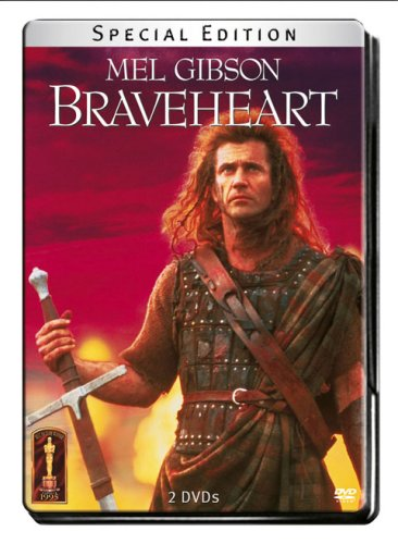 Braveheart (Special Edition, 2 DVDs im Steelbook)