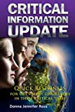 img - for Critical Information Update book / textbook / text book