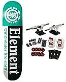 ELEMENT Skateboard Complete VARIED SECTION 8.0 TEAL