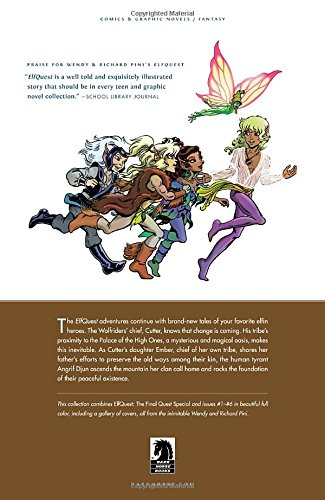 Elfquest Final Quest 01 (Elfquest: the Final Quest)