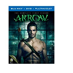 Arrow: The Complete First Season [Blu-ray]