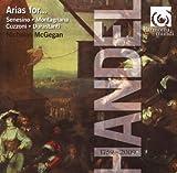 echange, troc  - Handel Arias for Senesino, Montagnana, Cuzzoni, Durastanti