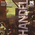 Handel: Arias for... [CD + Book]