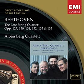 String Quartet No. 13 in B Flat Major, Op.130: II. Presto