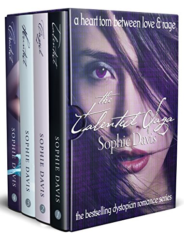 The Talented Saga Box Set (Bargain Book $0.99)