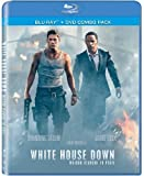 White House Down  [Blu-ray + DVD + UltraViolet] (Bilingual)