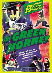 Green Hornet [DVD] [US Import]