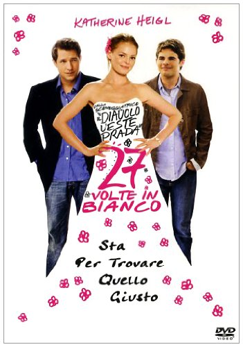 27 volte in bianco / 27 Dresses (Dvd) Italian Import