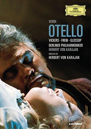 Verdi - Otello (Von Karajan) (Region 0) (NTSC)  [1974] [DVD] [2005]