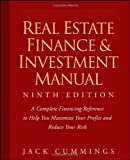 img - for Real Estate Finance and Investment Manual [Paperback] [2008] (Author) Jack Cummings book / textbook / text book