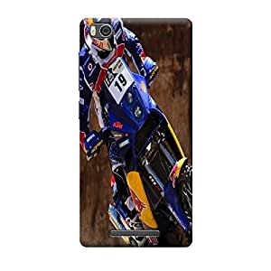 iShell Premium Printed Mobile Back Case Cover With Full protection For Xiaomi Mi4i (Designer Case)