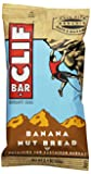 CLIF ENERGY BAR - Banana Nut Bread - (2.4 oz, 12 Count)