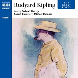 The Great Poets: Rudyard Kipling Audiobook
