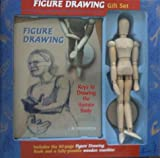 img - for Figure Drawing Gift Set, (Book and 8