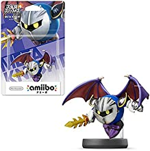 Amiibo Meta Knight - Super Smash Bros. series Ver. [Wii U]Amiibo Meta Knight - Super Smash Bros. series Ver. [Wii U] (Importación Japonesa)