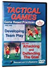 Tactical Games for Soccer Players 10 & Up 2 Disc DVD