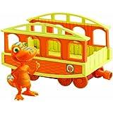 Le Dino Train - LC53001MP - Figurine - Samy et son Wagon