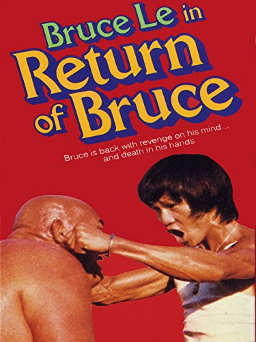 Return of Bruce on Amazon Prime Instant Video UK