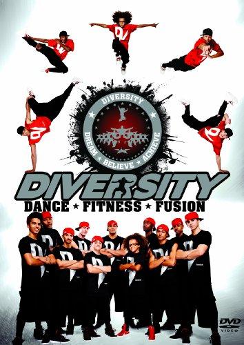 Diversity Dance, Fitness, Fusion IMPORT Anglais IMPORT Coffret De 2 Dvd Edition simple