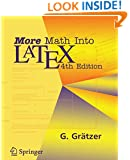 More Math Into LaTeX, 4th Edition
