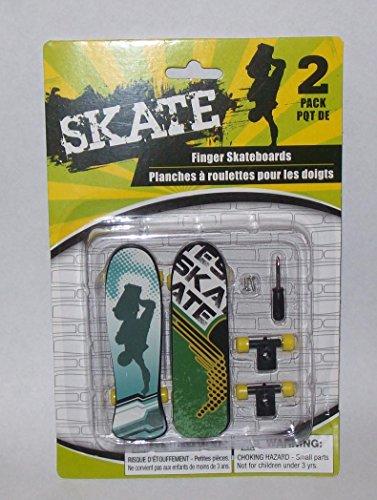 Skate Finger Skateboards 2-Pack (S1) - 1