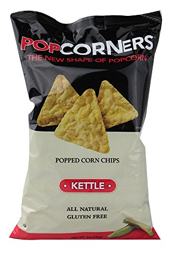 Medora Snacks Popcorners Popped Corn Chips, Kettle, 5 Ounce (Pack of 12) (Kettle Popcorners compare prices)