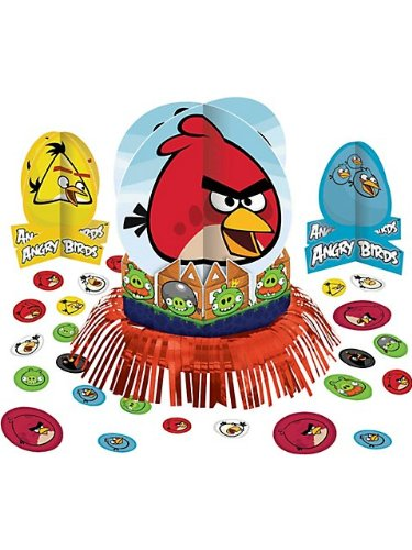 Angry Birds Centerpiece Kit 23 Pc.