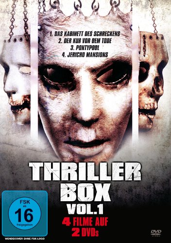 Thriller Box, Vol. 1 [2 DVDs]