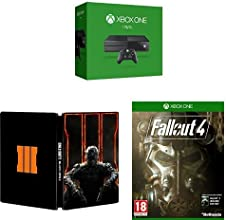 Xbox One 1TB Console with Call of Duty: Black Ops III with SteelBook® (Amazon Exclusive) and Fallout 4