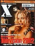 X POSE [No 25] - ROBERT PATRICK - X-FILES - JAMES CAMRON ET LES SECRETS DE DARK ANGEL - BUFFY - FARSCAPE - CRICHTON - GENA LEE NOLIN - NOUVELLE SHEENA DANS LE DOSSIER TELEVISION 2002 - XENA - ZO'OR - LIAM KINCAID.