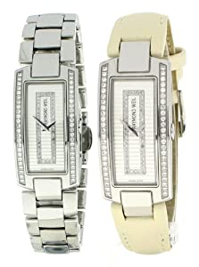 Raymond Weil Women's Quartz Watch with Silver Dial Analogue Display and Silver Stainless Steel Bracelet 1500-ST1-42381