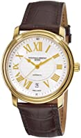 Frederique Constant Men's FC-303NM4P5 Persuasion Heart Beat Gold Roman Numerals Dial Watch from Frederique Constant