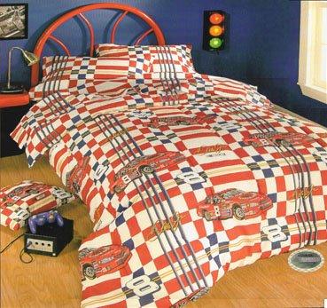 Ladybug Comforter Set