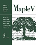 img - for Maple V Language Reference Manual book / textbook / text book
