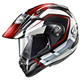 アライ(ARAI) TOUR CROSS3 DETOUR RED M 57-58cm -