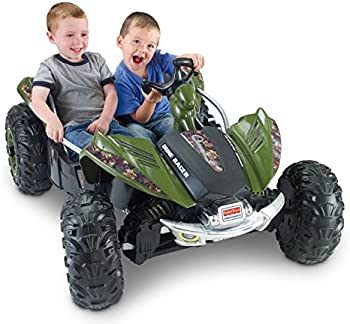 Power Wheels Camo Dune Racer Ride On