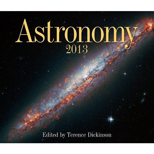 Astronomy Deluxe Wall Calendar 2013
