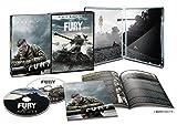 【Amazon.co.jp限定】FURY / フューリー プレミアム・エディション インターナショナルデザイン スチールブック仕様(初回生産限定)[Steelbook] [Blu-ray]